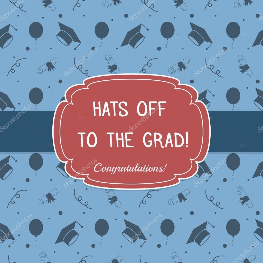 Abschlusseinladung oder Zertifikat — Stockvektor © krugli86@gmail ...