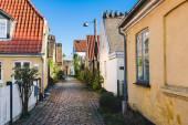 Staré rybářské vesnice nedaleko Kodaně