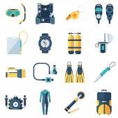 Přístrojové vybavení a potápěčská výstroj