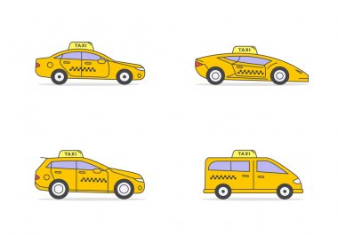 Types of taxis