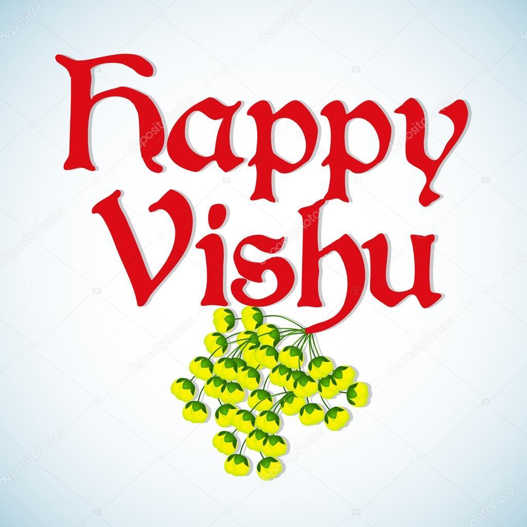 Happy Vishu Background