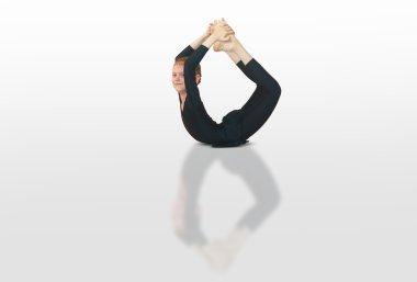 dhanurasana yoga kids