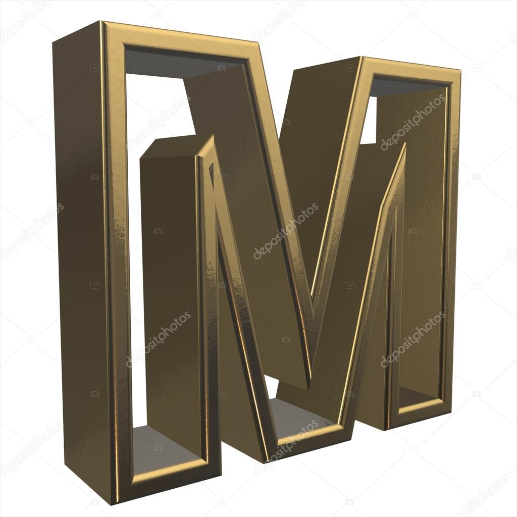 Render 3D y carta marco de metal plata con plata metal l vacía ...