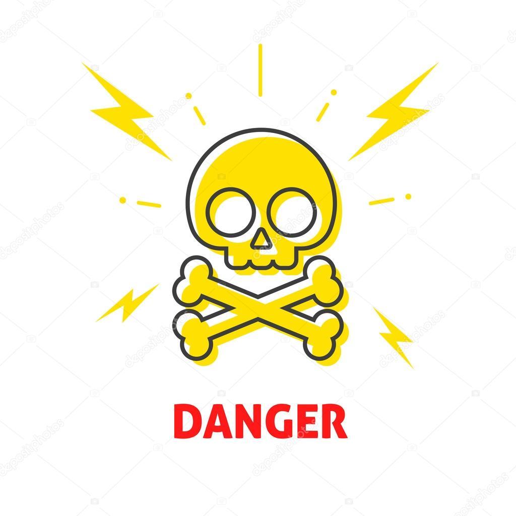 Electrical shock hazard sign vector electricity protection warning electrical shock hazard sign vector electricity protection warning danger sticker stock vector buycottarizona Images