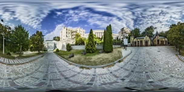 360vr Video. Dům s chimérami. Kyjev