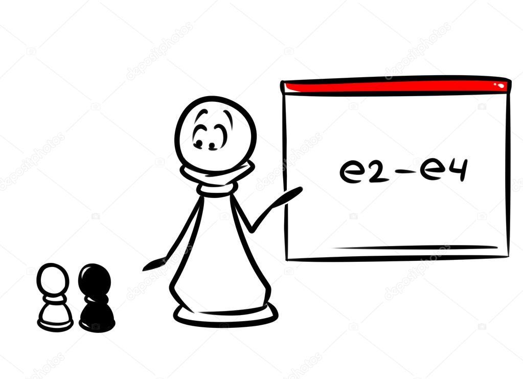 Výsledek obrázku pro šachy škola cartoon