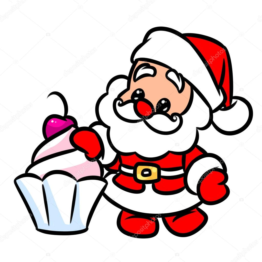 Uncategorized Imagenes Santa Claus imagenes santa claus navidad stunning dndole un christmas cake cherry cartoon isolated image character u foto de efengai