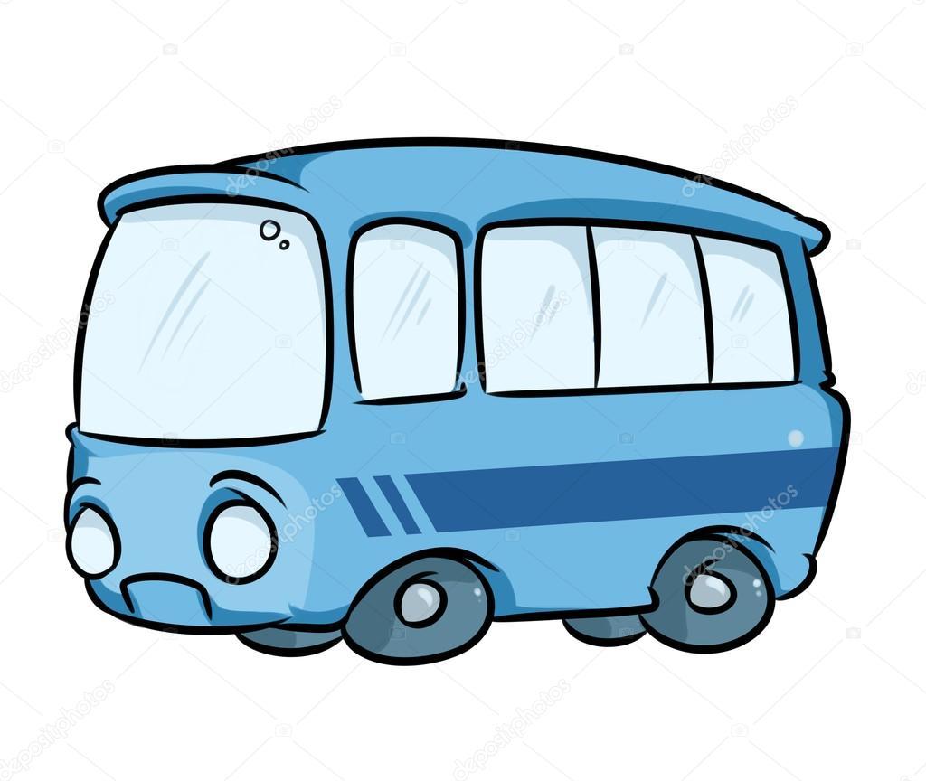 Autobusova Doprava Kresleny Stock Fotografie C Efengai 106832538