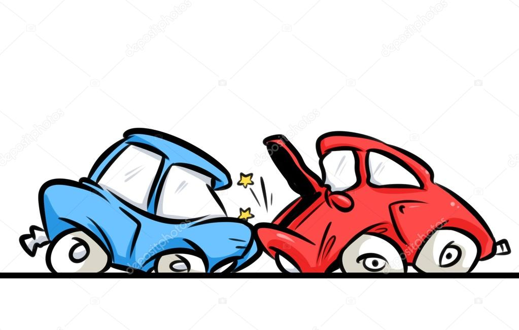 Accident accident d auto photographie efengai 112568990 - Dessin d un car ...