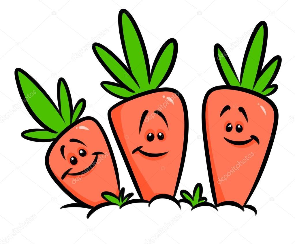 Dibujos Zanahorias Dibujo Dibujos Animados De Verduras