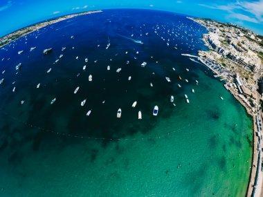 beautiful view of Malta
