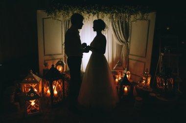 luxurious wedding ceremony