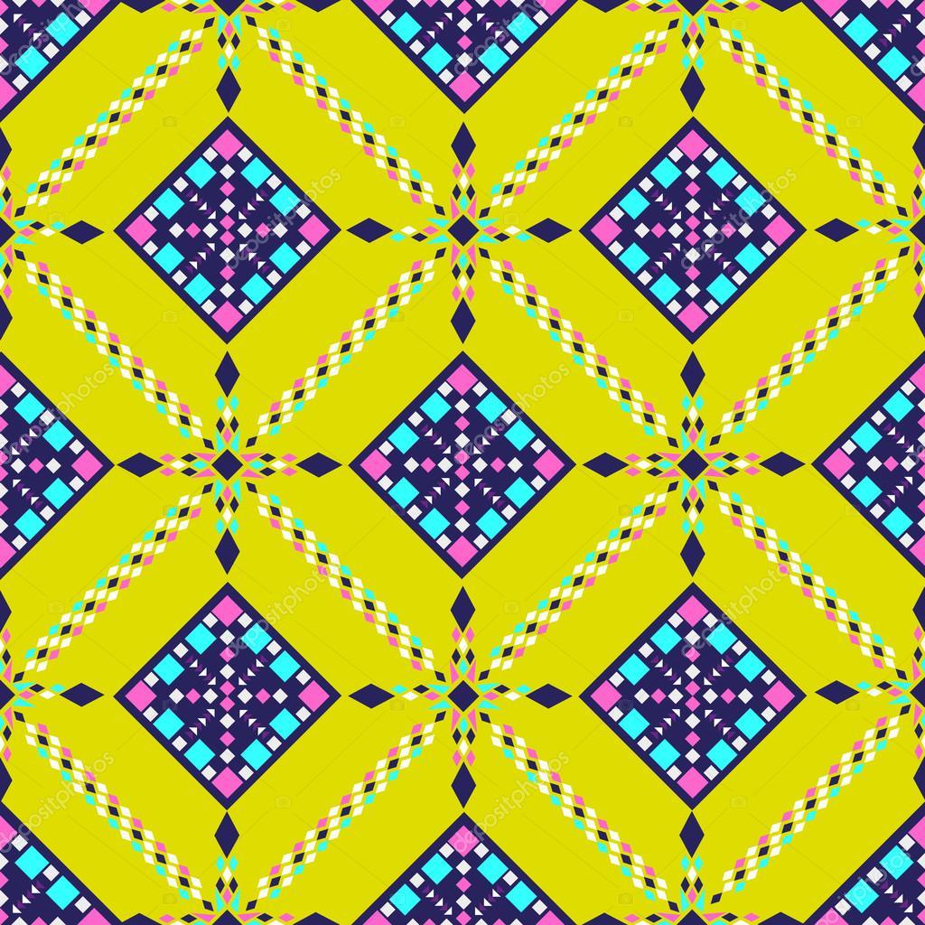Fondo Diseños Tribales Colores Adornos étnicos Tribales Vector