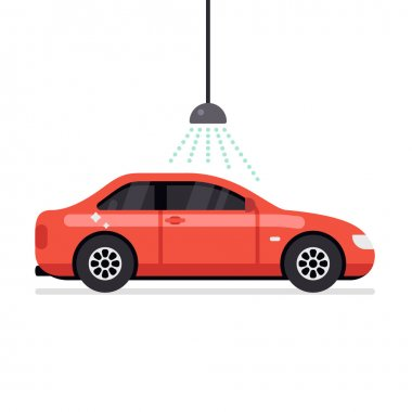 Car wash automatic service