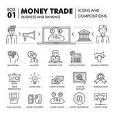 Moderní bankovní podnikání a obchodu a průmyslu