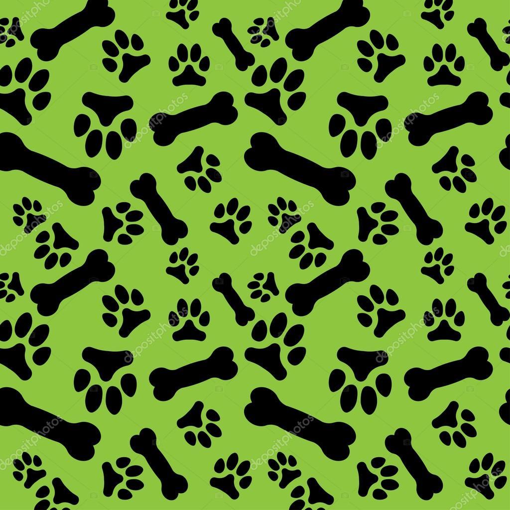 dog bone pattern - 800×800