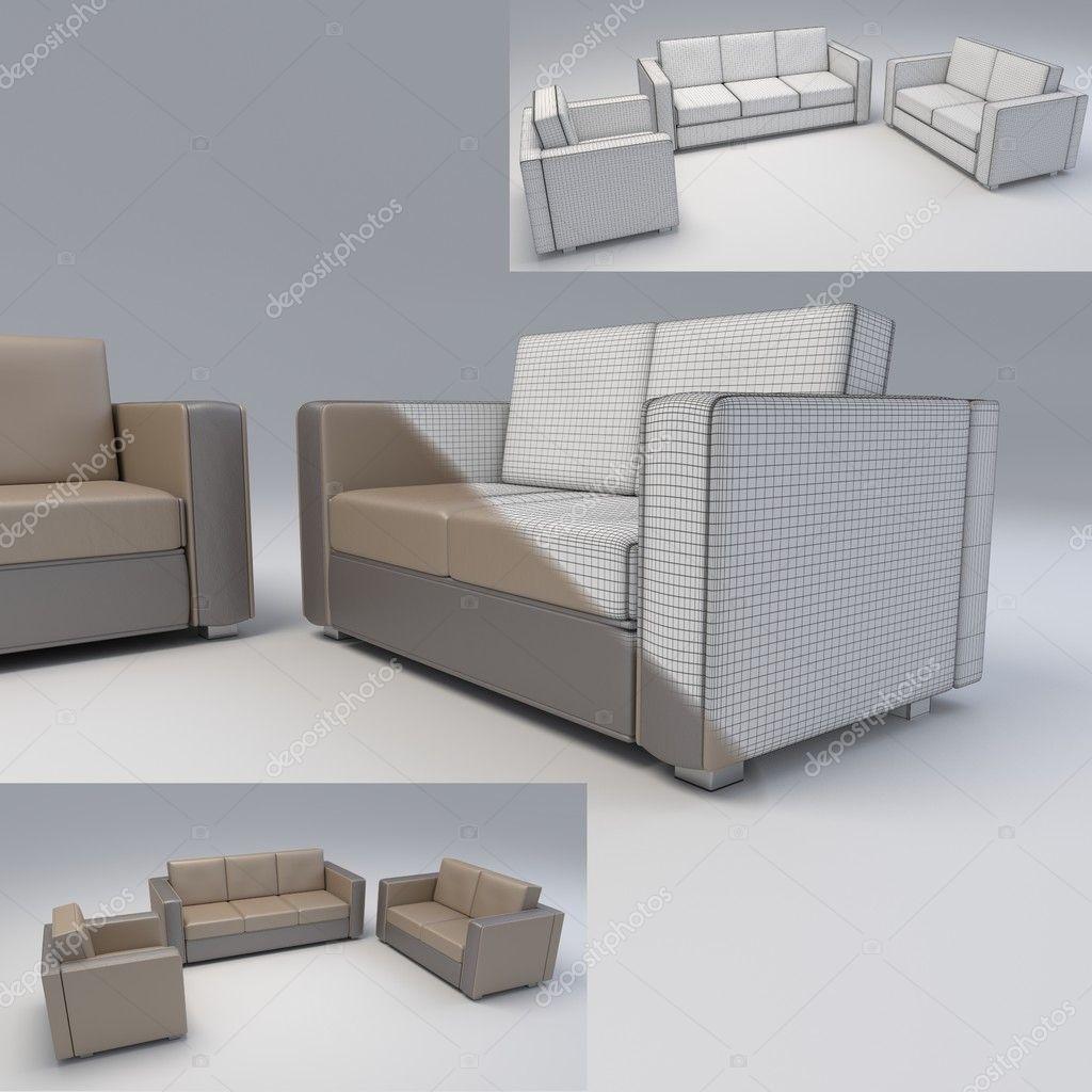 Moderne Couch Und Sessel Stockfoto C Sharipov Kamoliddin Gmail Com