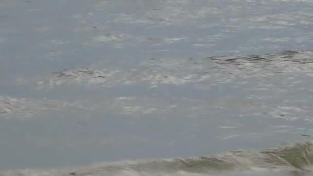 Pláž, mořská vlna