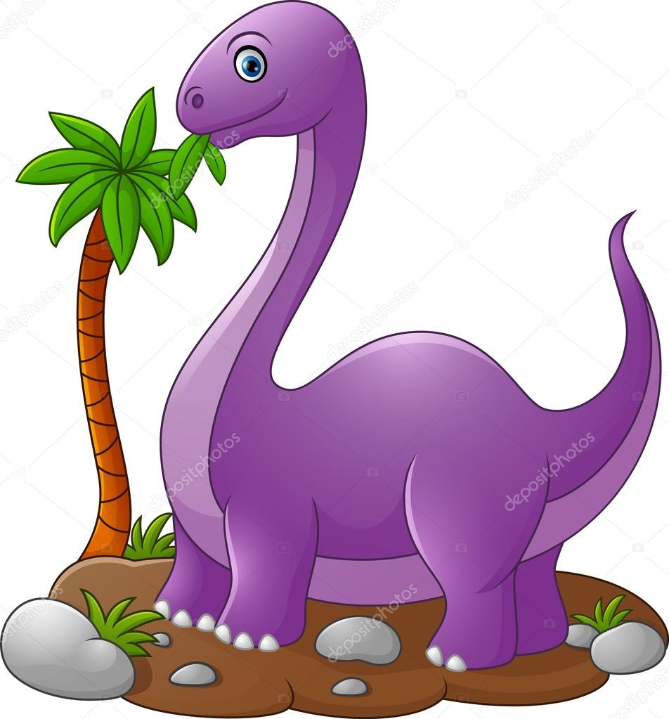 caricatura lindo dinosaurio vector de stock Dinosaur Silhouette Clip Art Dinosaur Cartoon Clip Art