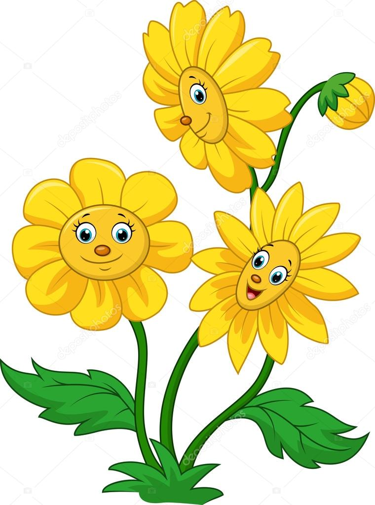 Sunflower Cartoon Pictures - impremedia.net