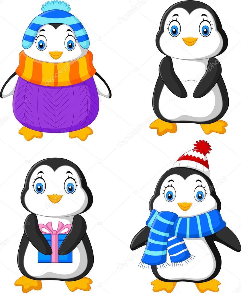 пингвины забавные картинки рисунки сильные средства