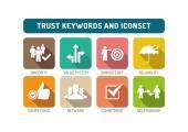 Trust Icons Set