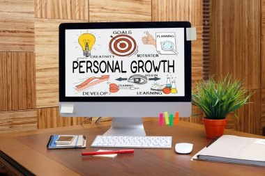 PERSONAL GROWTH text