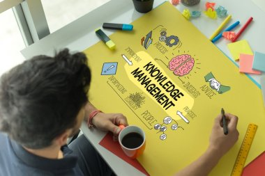 KNOWLEDGE MANAGEMENT text
