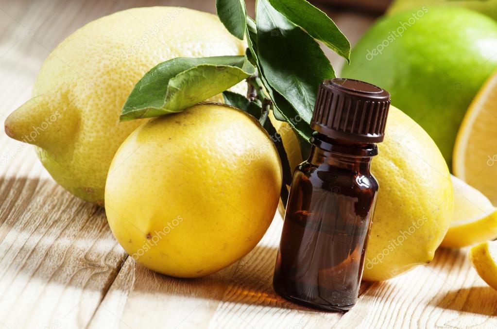 Масло лимона для похудение