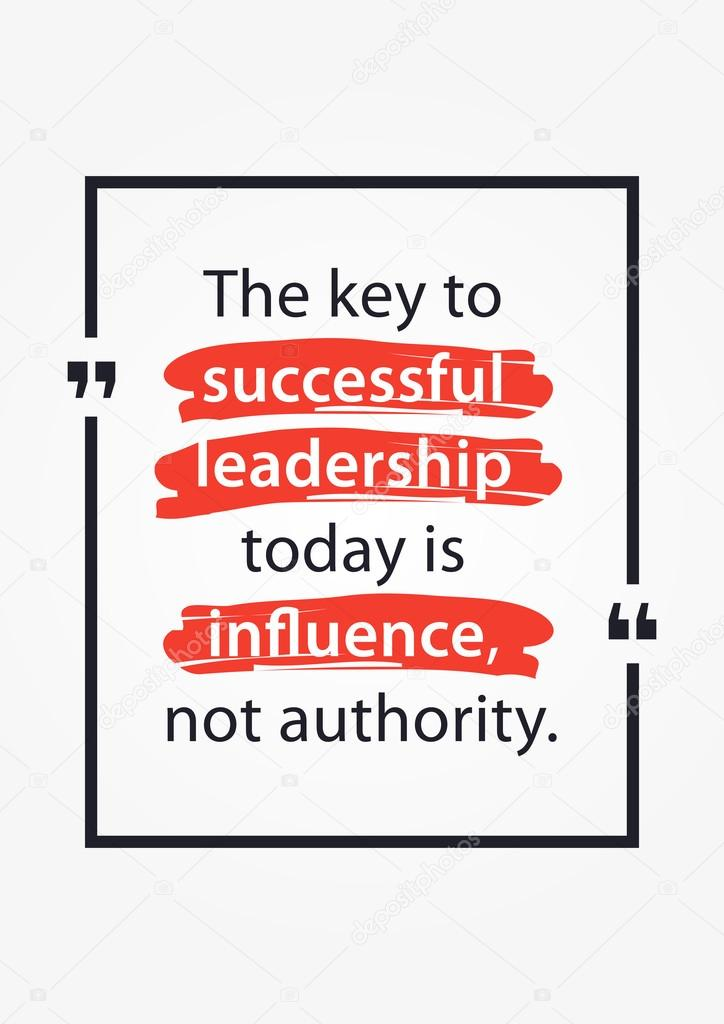 Pography Quote   Leadership Motivate Quote Poster Design Stockvektor C Aleksorel