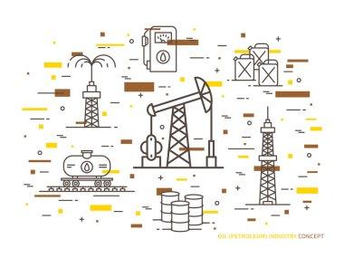 Oil production linear