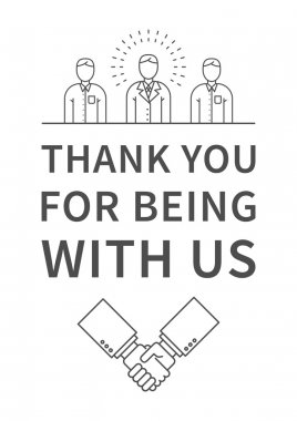 Thank you for being with us