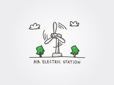 Air Electric Station