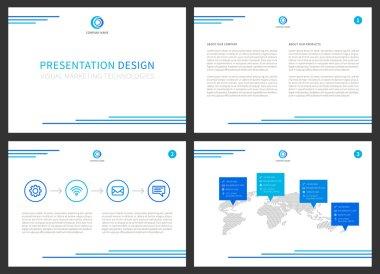 Presentation layout design