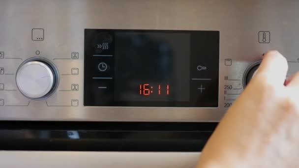 funkce Výběr režimu pro pečení