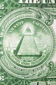 Fotografie Masonic symbol for One US dollar 1935th