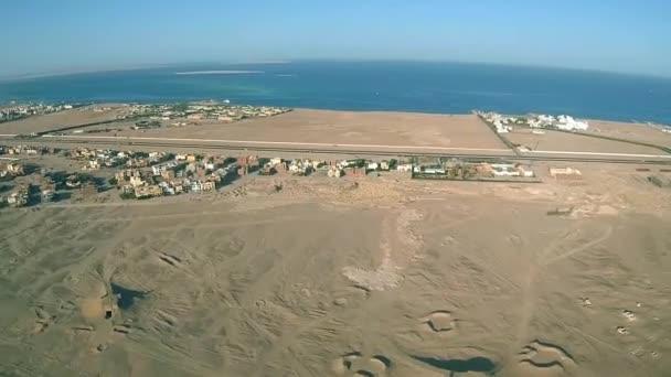 aerial survey, Red sea, Hurghada, Egypt