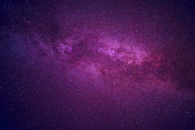 Abstract cosmic background.