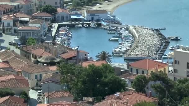 Pohled na záliv a řecká města