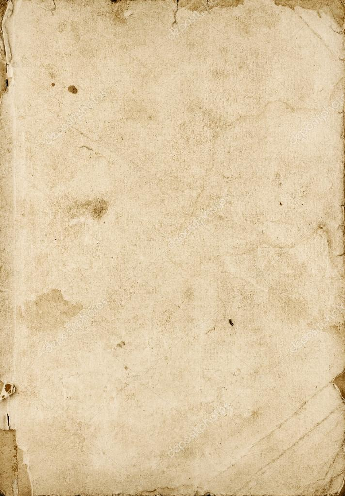 Old Book Cover Vintage Paper Texture Background Stock Photo