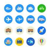 Transportgruppe Symbole