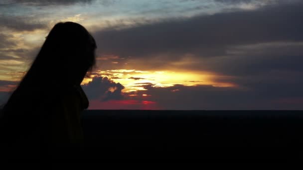 Image result for sad woman silhouette