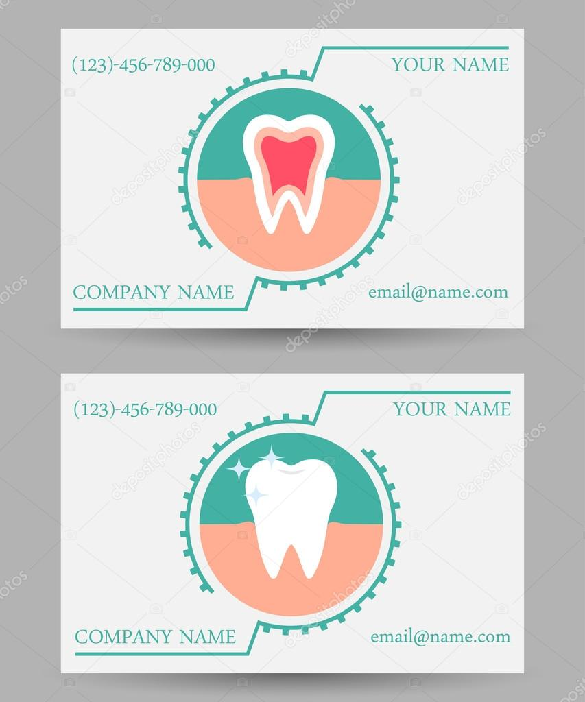 Business card templates dental clinic stock vector antaya 123917584 business card templates dental clinic stock vector reheart Gallery