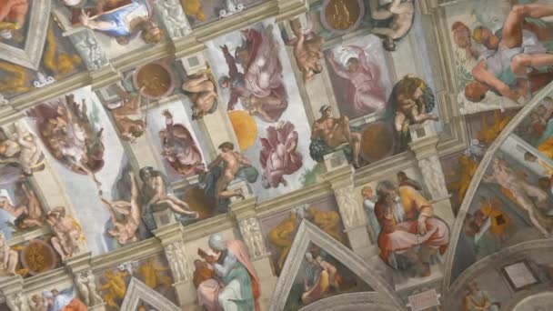 church ceiling with  painting in cathedral