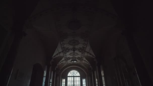 Interior Of The Beautiful Historic Building