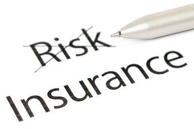 choosing insurance instead of risk