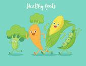 Zeleninu fun běh