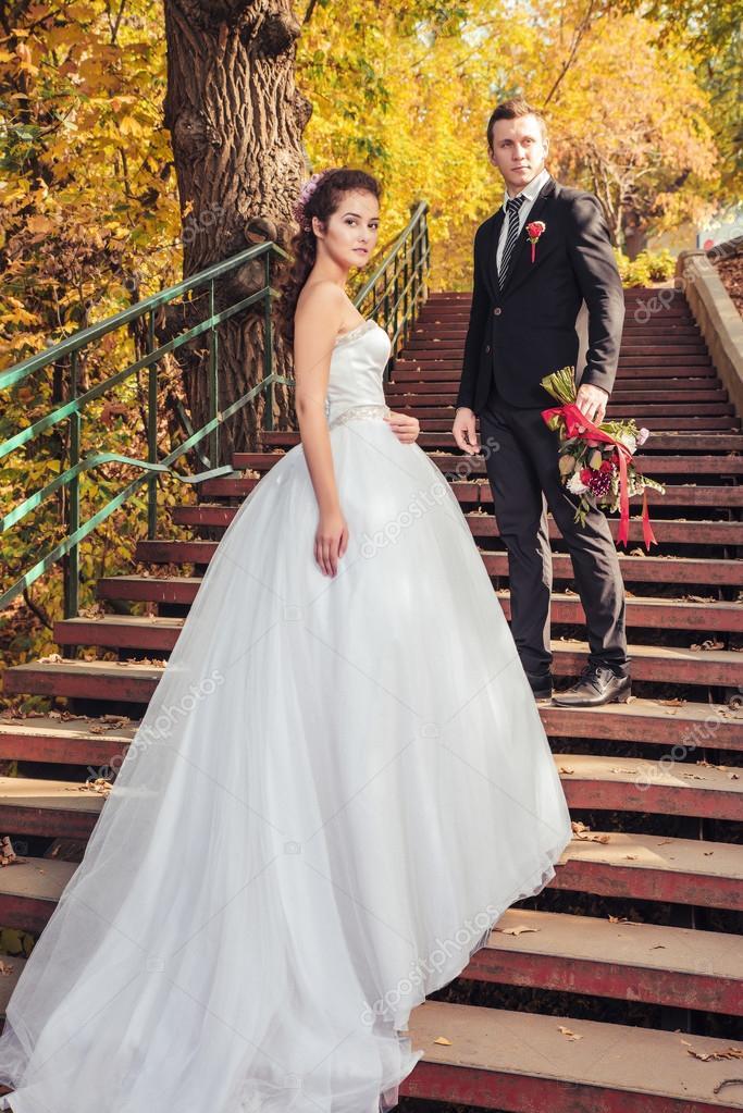 Фото свадебные пары красивые