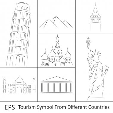 Country Symbol Icon