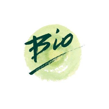 BIO ink hand lettering